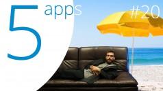 5 apps que debes probar este fin de semana, especial vacaciones