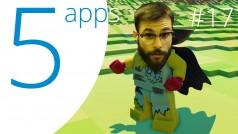 WeChat, PES Club Manager, Facebook Lite, Word Dream y Lego Worlds, las 5 apps que Debes Probar Este Fin de Semana