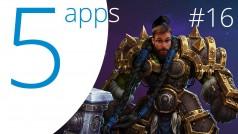 Lara Croft, Office Lens, GIFLab, Heroes of Stones y MimeChat, las 5 apps que Debes Probar Este Fin de Semana