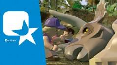 Revive la saga Parque Jurásico al completo con LEGO Jurassic World, nuestra app de la semana