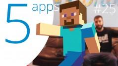 Minecraft Windows 10, Prune, Musical.ly, Mars Pop y Microsoft Translator, Las 5 Apps que Debes Probar Este Fin de Semana