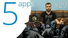 Starmaker, Walking Dead, ClearLock, Lopeca y Portal, las 5 apps que debes probar este fin de semana