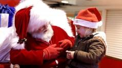 Youtube - Este Papa Noel te enternecerá con su forma de hablar con una niña con problemas de comunicación