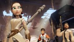 Disney Infinity podría haber revelado la identidad de Rey de Star Wars 7