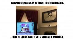 """Viral en Reddit: """"Yo estaba tan tranquilo viendo la tele cuando me di cuenta de esta maravilla"""""""