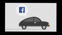 ¿Se revela la próxima gran novedad de Facebook?: esta imagen sobre ruedas te da una pista importante
