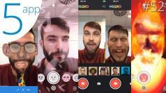 Cambia tu cara y échate unas risas con MSQRD, FaceSwap y más apps