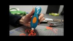 Este boli te permite dibujar en 3D: crearás aquello que está en tu mente