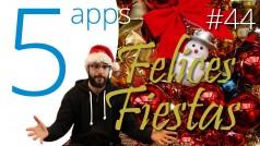 Las 5 mejores apps para disfrutar de la Navidad 2015