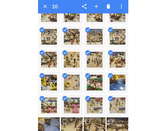 11 trucos para sacarle jugo a Google Fotos