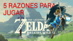 Los 5 indiscutibles motivos por los que jugarás a Legend of Zelda: Breath of the Wild