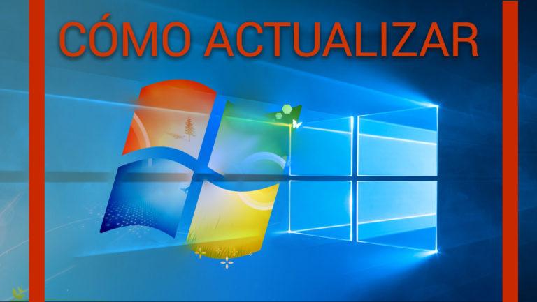 Cómo actualizar a Windows 10: la guía definitiva