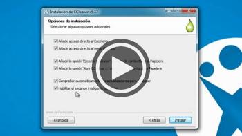 Cómo instalar CCleaner