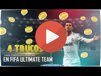 Trucos para conseguir un montón de monedas en FIFA