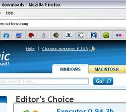 Open more tabs with Faviconize