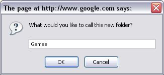 Rename Google Reader folders