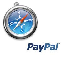 Safari and PayPal