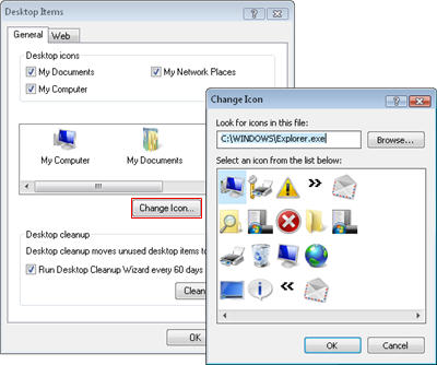 How to customize any icon on your PC
