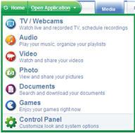 Orb browser screenshot