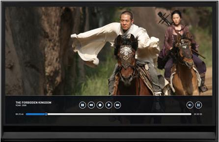 voddler screenshot from bredbandsbolget