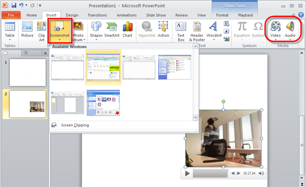 Microsoft Office 2010 Beta