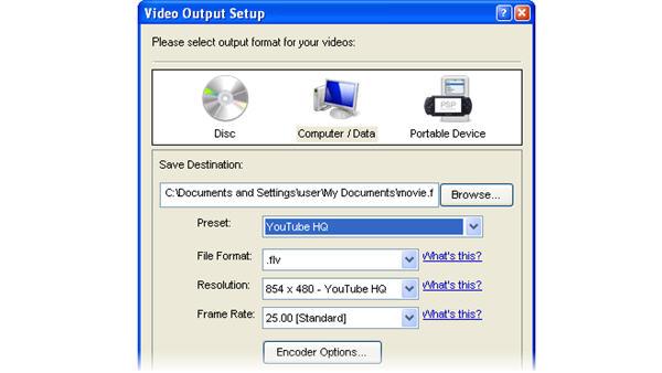 Edit videos the easy way - work in progress