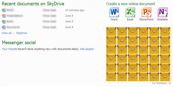 Office Web Apps vs. Google Docs
