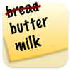 Shopping list apps for the iPhone