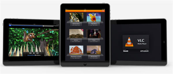 VLC Media Player for iPad