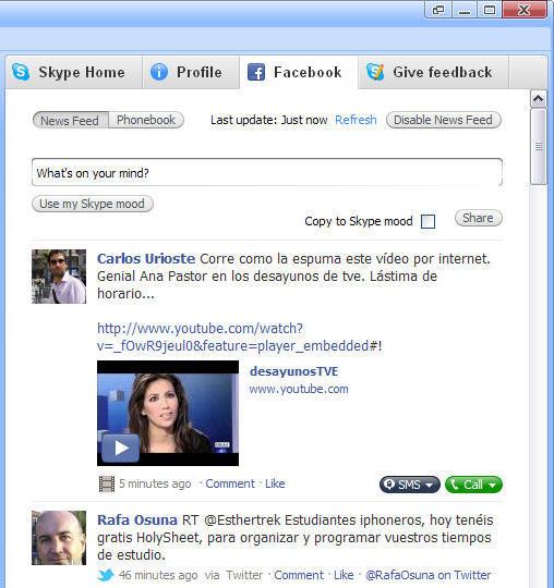 Skype 5