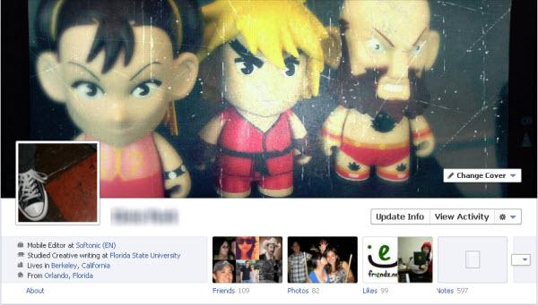 Facebook Timeline is... cool?