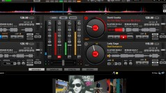 Virtual DJ: how to mix