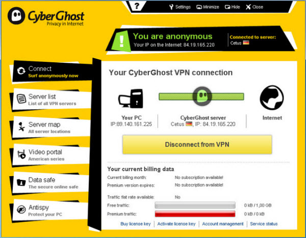 Third party vpn globalprotect