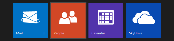 outlook.com icons