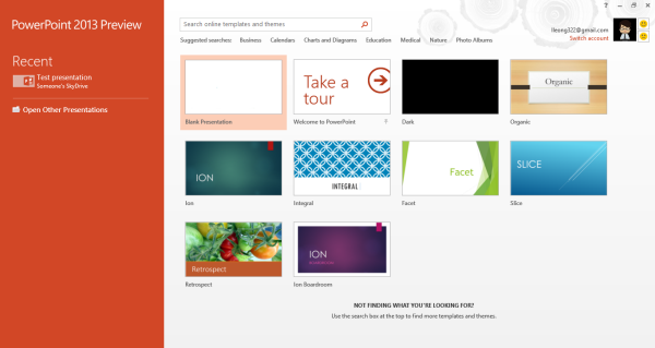 Powerpoint 2013 Templates Free