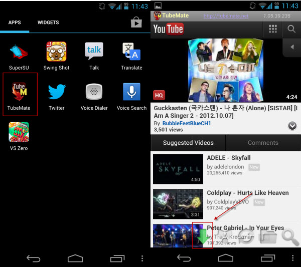 videos from youtube software windows 7