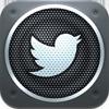 Twitter Music Icon