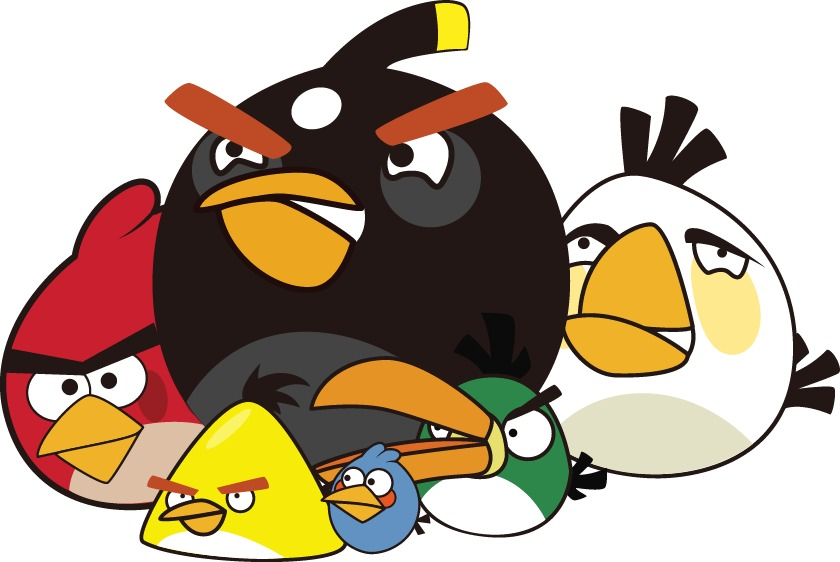 angry birds franchise