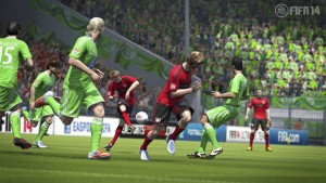 Hands on with FIFA 14