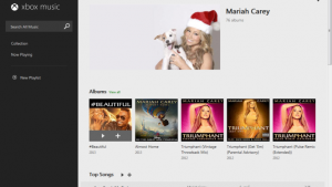 Xbox Music web version launched