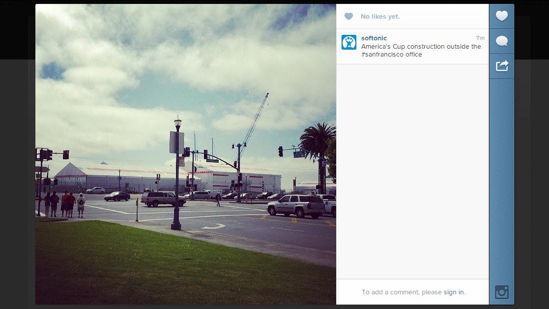 Instagram introduces web embeds