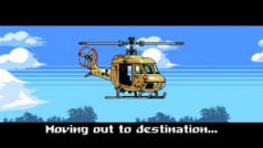Mercenary Kings: Timed missions, weapon customization, and 2D action