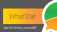 Track your WhatsApp usage with WhatStat