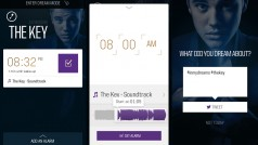 Wake up to Justin Bieber with 'The Key' alarm clock app