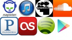 The evolution of online music