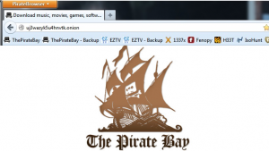 PirateBrowser: the (kind of) new browser from The Pirate Bay