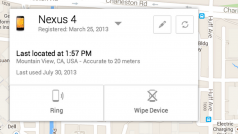Google announces Android Device Manager, finds your lost Android phone