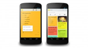 Google Keep note-taking app finally gets reminders