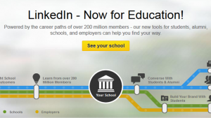 LinkedIn opening up to high school students