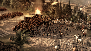 Watch a new trailer for Total War: Rome II